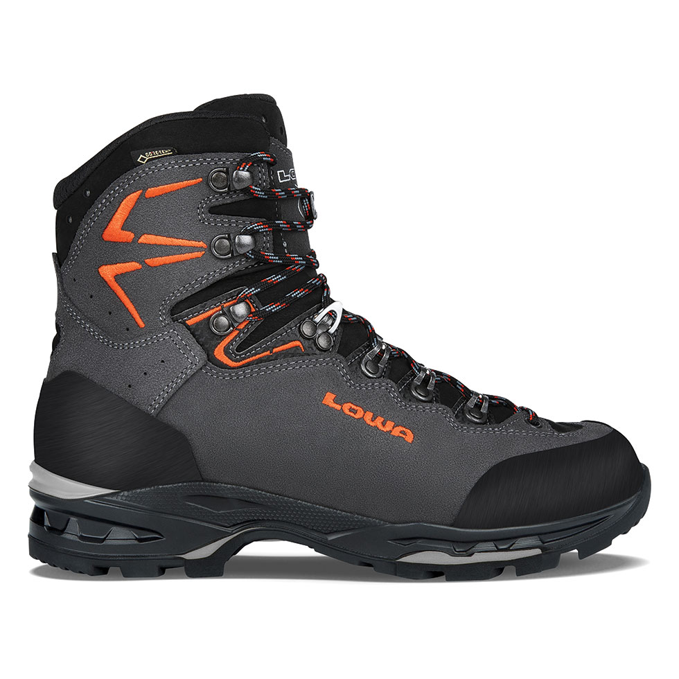cheaper skate shoes order Ticam II GTX-Anthracite/Orange | LOWA Boots USA
