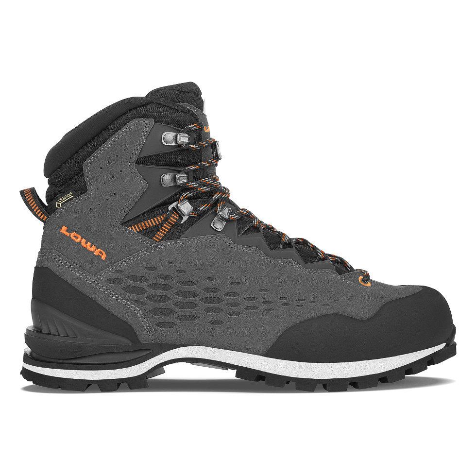 Cadin Gtx Mid Anthracite Lowa Boots Usa