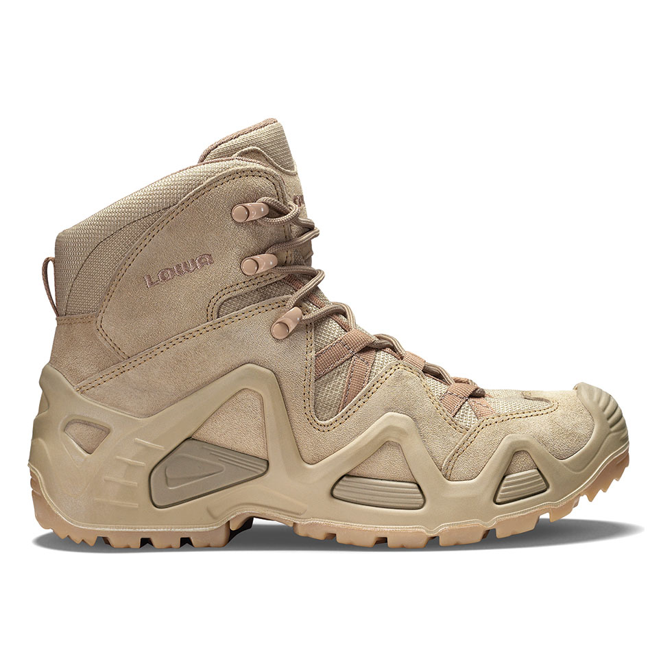 Zephyr Mid Tf Desert Lowa Boots Usa