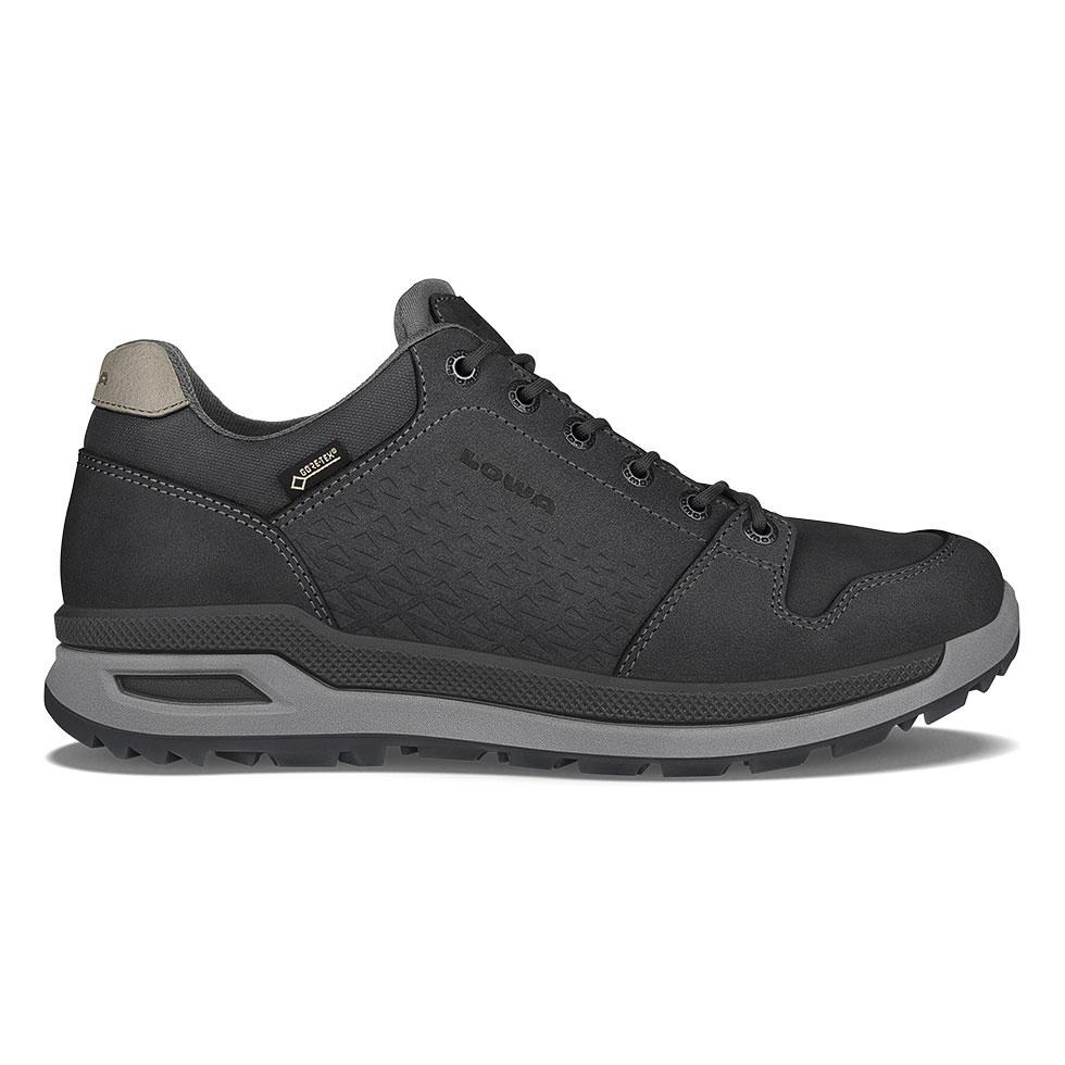 Locarno Gtx Lo Anthracite Lowa Boots Usa