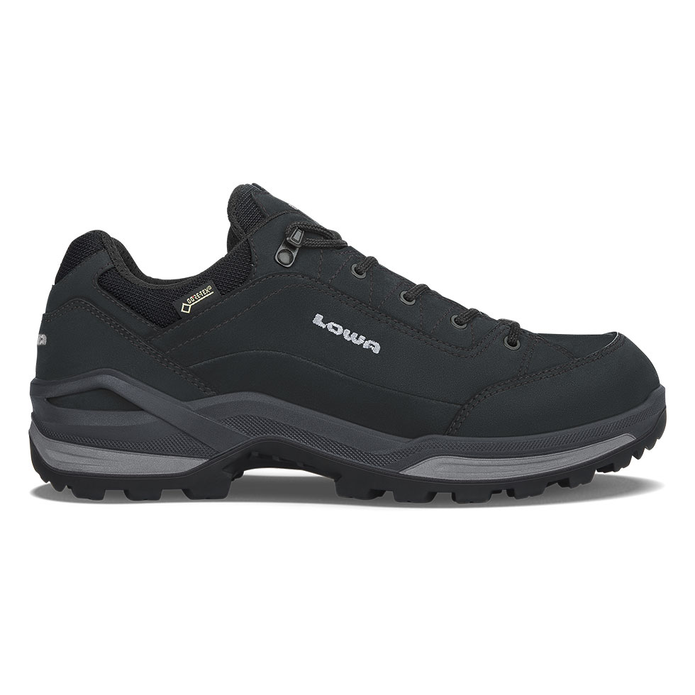 Renegade Gtx Lo Black Graphite Lowa Boots Usa