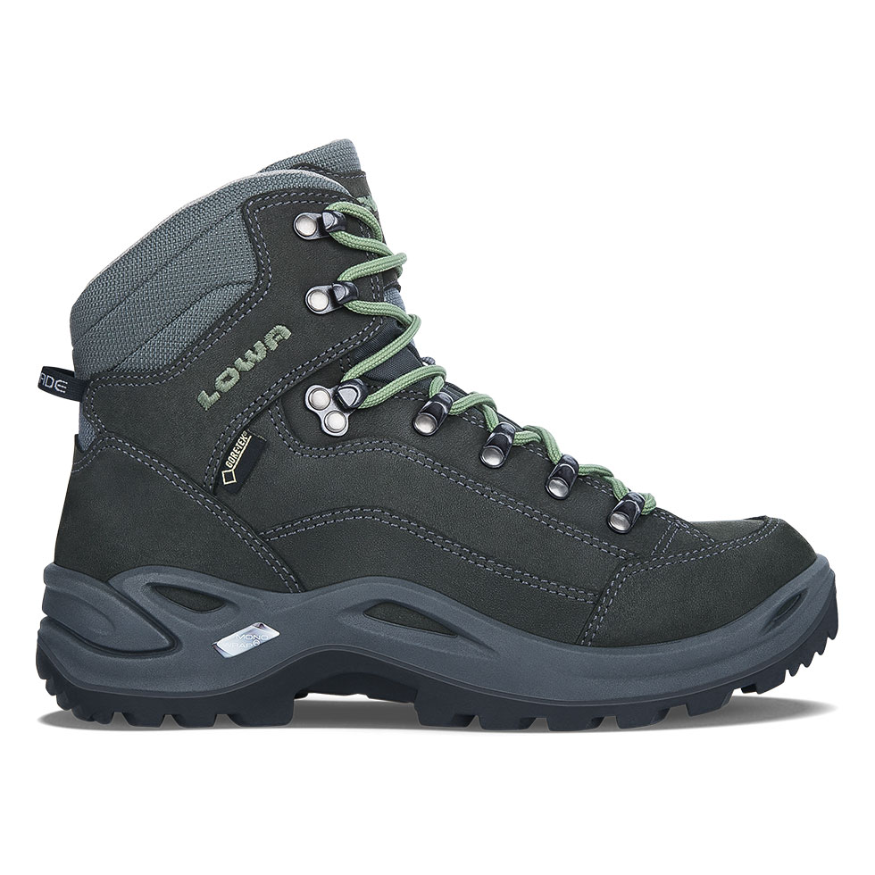 Renegade Gtx Mid Ws Graphite Jade Lowa Boots Usa