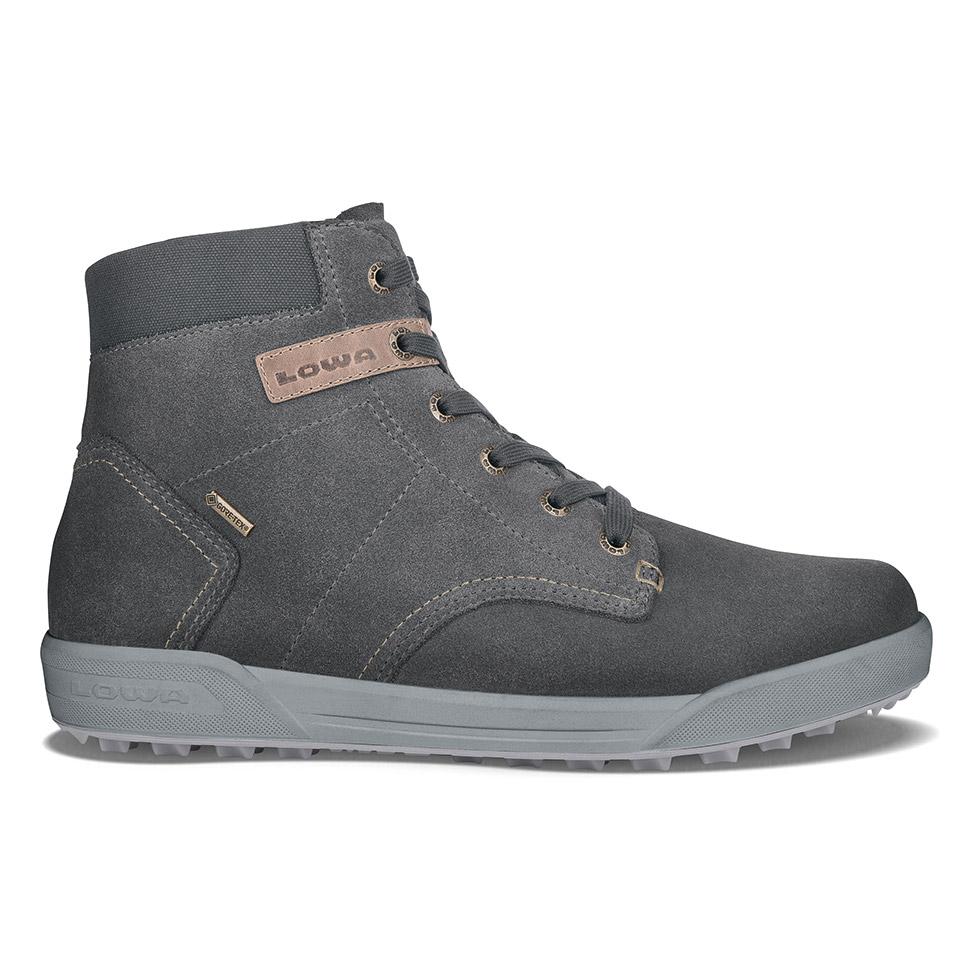 Iii Boots AnthraciteLowa Qc Gtx Usa Dublin EHD92I