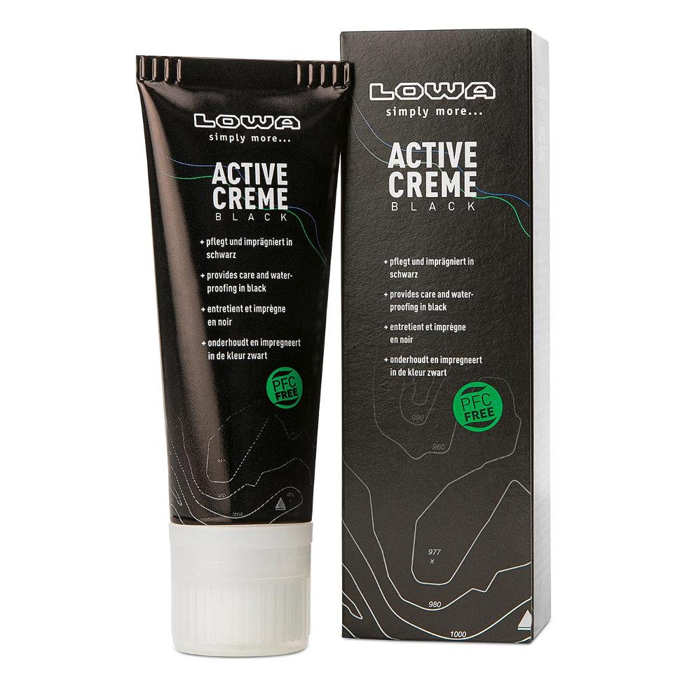 Lowa Active Cream Pfc Free Black Lowa Boots Usa